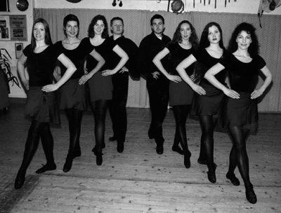 Taranis, Oslo Irske Oppvisningsgruppe