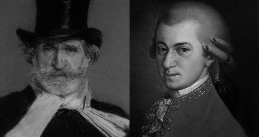 Lørdagsopera – Verdi violence and Mozart madness