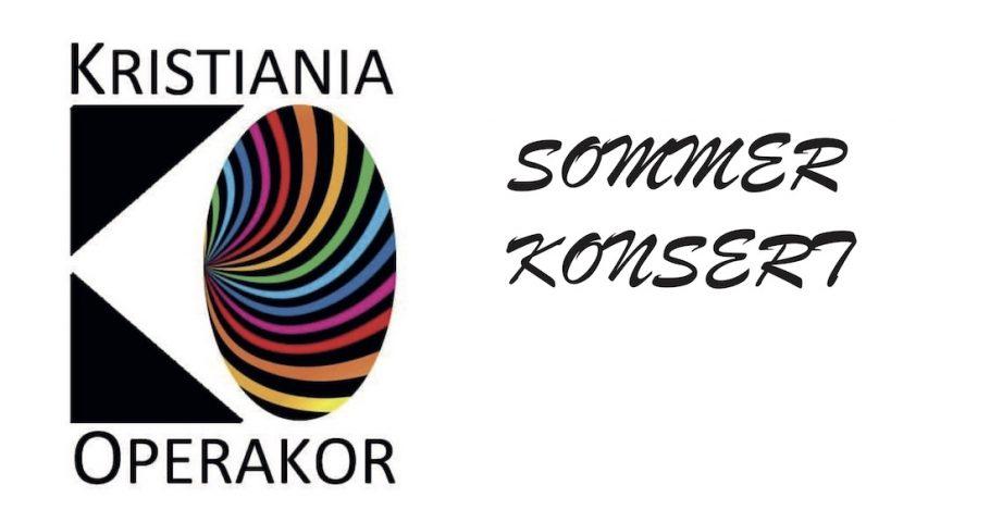 Kristiania Operakor – Sommerkonsert