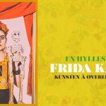 Oslo Operafestival – En hyllest til FRIDA KAHLO UTSOLGT</br>Søndag 15 sep. kl. 19:00