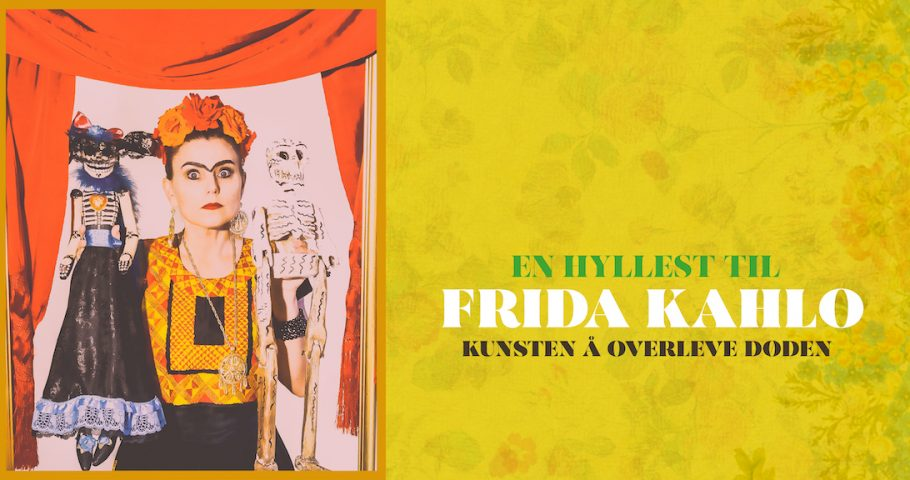Oslo Operafestival – An homage to FRIDA KAHLO Extra performance