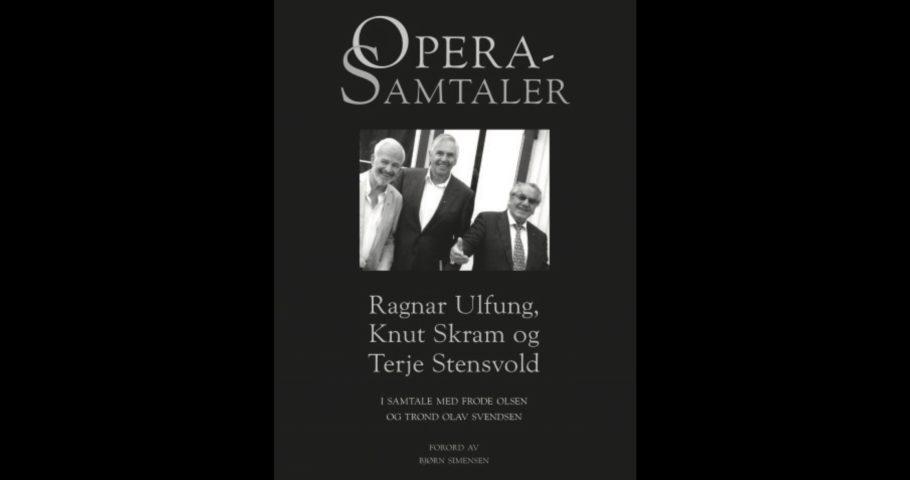 Lansering av boka Operasamtaler