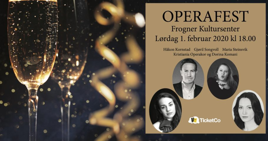 Operafest på Frogner kultursenter