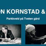Oslo Operafestival HÅKON KORNSTAD & REZA</br>Søndag 19 sep. kl. 17:00