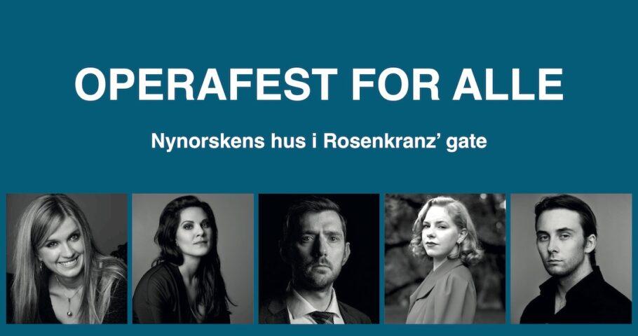 Oslo Operafestival OPERAFEST FOR ALLE