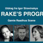 Oslo Operafestival THE RAKE'S PROGRESS</br>Lørdag 25 sep. kl. 19:00
